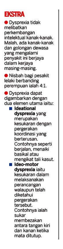 dysprexia